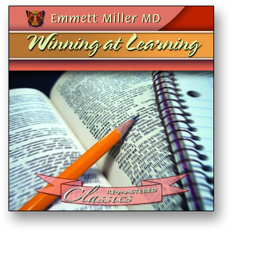 Winning at Learning (Dr. Miller Classic - CD)