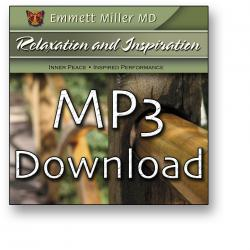 Relaxation and Inspiration (Dr. Miller Classic MP3 Download)