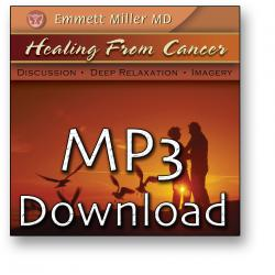 Healing From Cancer (MP3 Download)
