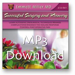 Successful Surgery and Recovery (MP3 Download)