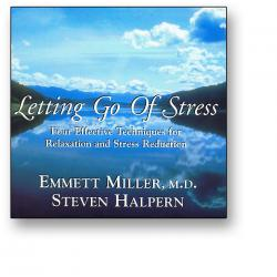 Letting Go Of Stress (CD)