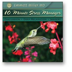 Ten-Minute Stress Manager (CD)