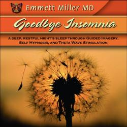 Goodbye Insomnia - Deep Sleep Through Hypnosis