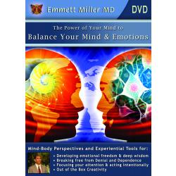 Power of Your Mind to Balance Your Mind and Emotions (DVD or Download)