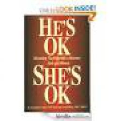 He's OK She's OK, Honoring The Differences Between Men and Women (Book by Jeannette Lofas & Joan MacMillan)