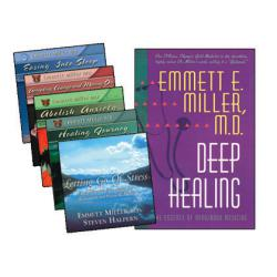 Deep Healing: Your Personal Wellness Suite (CDs)