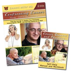 Silver Confronting Cancer Support Kit Image