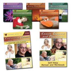 Gold Confronting Cancer Support Kit Image